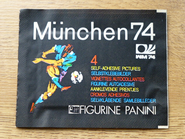 Panini Munchen 74 - Sealed pack
