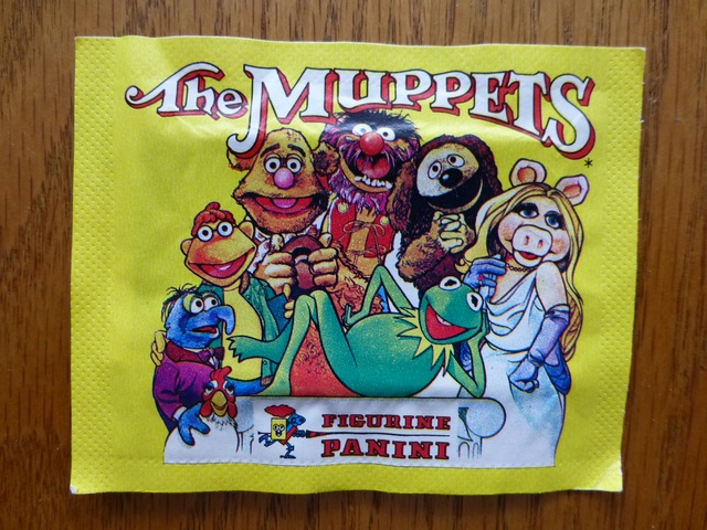 Panini Muppets Sticker Pack