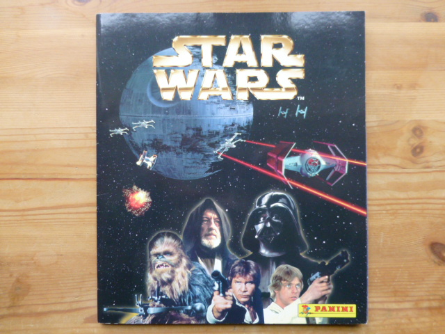 Panini Star Wars (1997) - Complete Album (01)